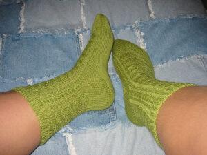Kényelmes zokni