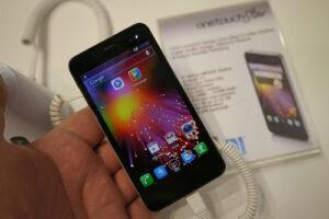 Alcatel mobiltelefonok