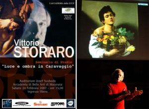 Vittorio Storaro Magyarországon