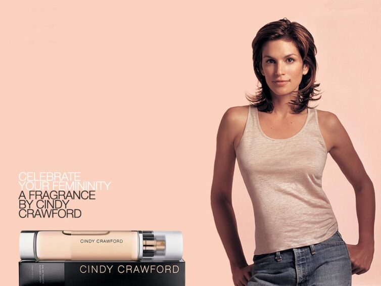 Cindy Crawford illata