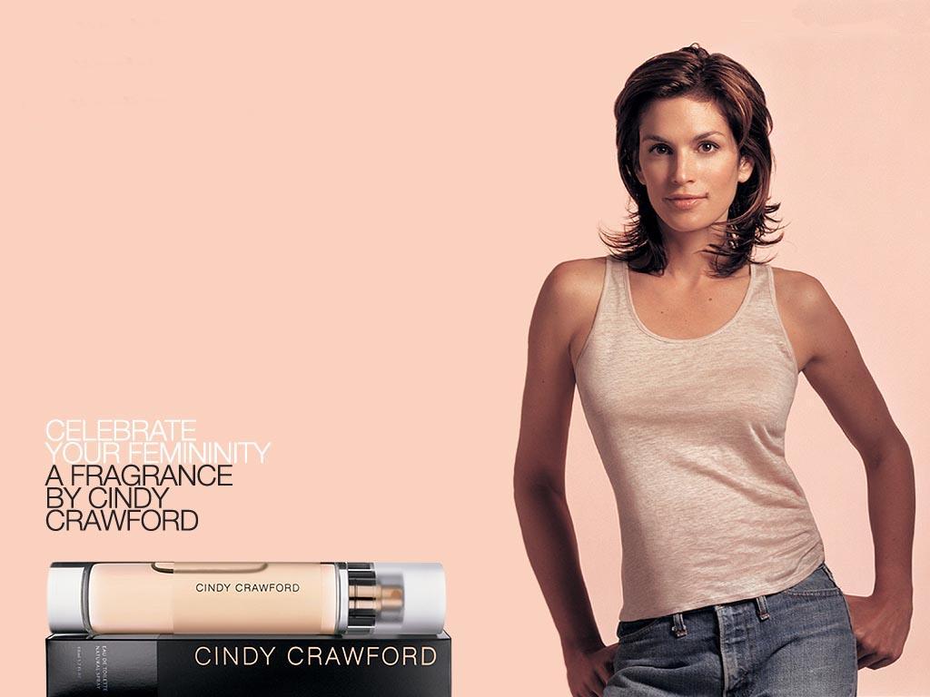 Cindy Crawford illata