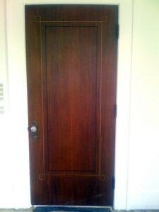 Panel beltéri ajtó