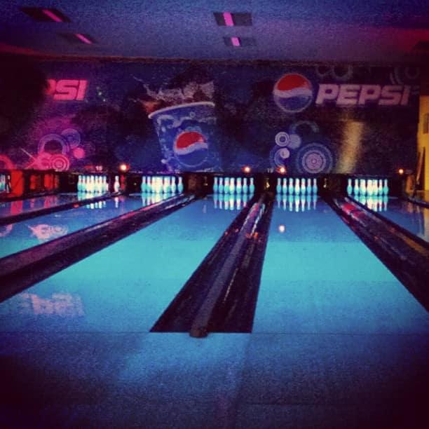 A bowling Miskolcon is nagyon jó