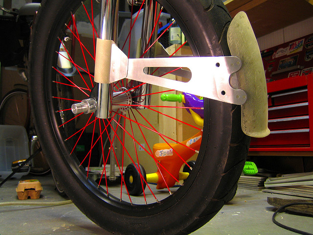 Valóban hasznos a kerékpár sárvédő