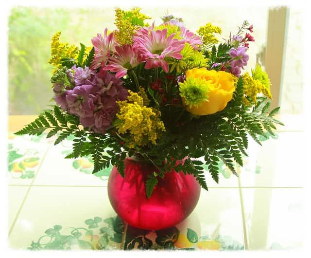 Itthon is népszerű a virágküldő szolgálat