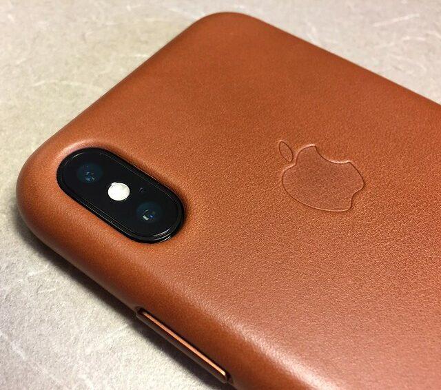 iPhone X tok rugalmas szilikonból