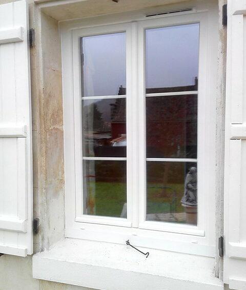 Műanyag ablak az elavultak helyett