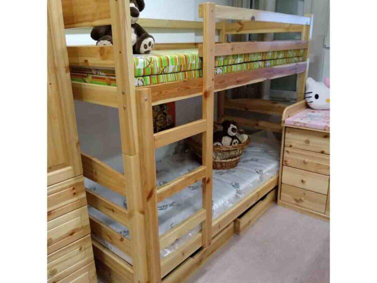 A Kikol emeletes ágy biztonságos
