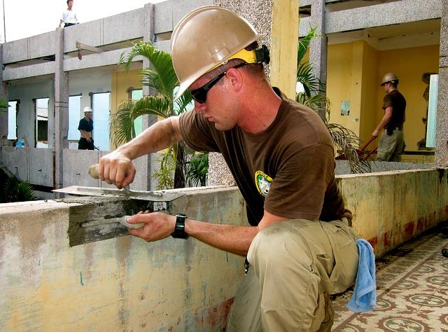 Egyszerűbb a munka zsákos betonnal