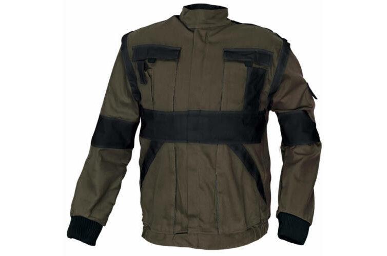 Szükség esetén feliratozható a munkavédelmi kabát