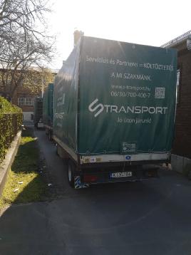 Költöztetés Budapesten gyorsan és egyszerűen
