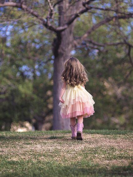 Az ideális kislány csizmák nyomában
