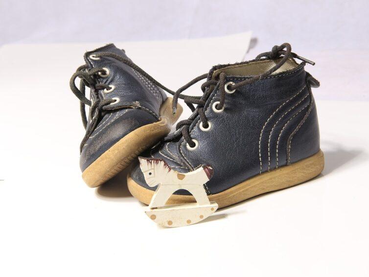 Átmeneti DD Step cipő a legkisebbeknek